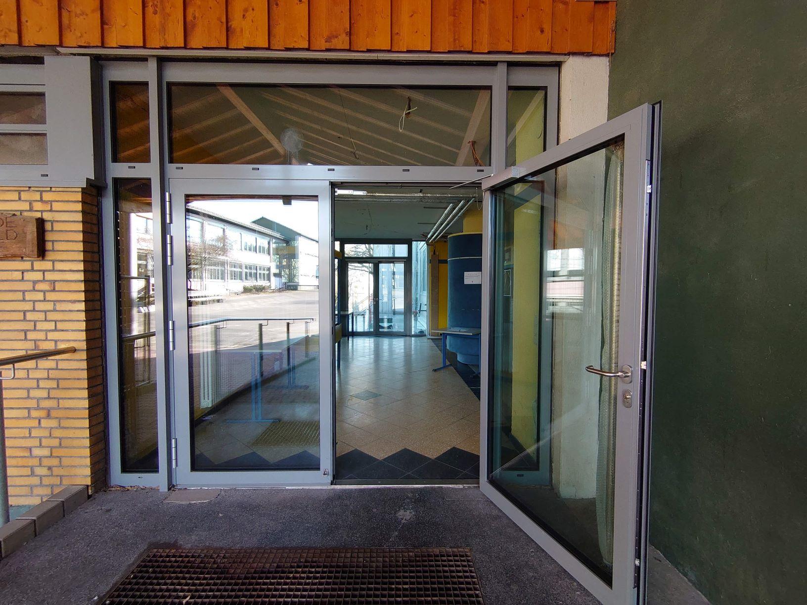 Die MHS öffnet ab Montag, dem 17. Mai wieder im Wechselunterricht